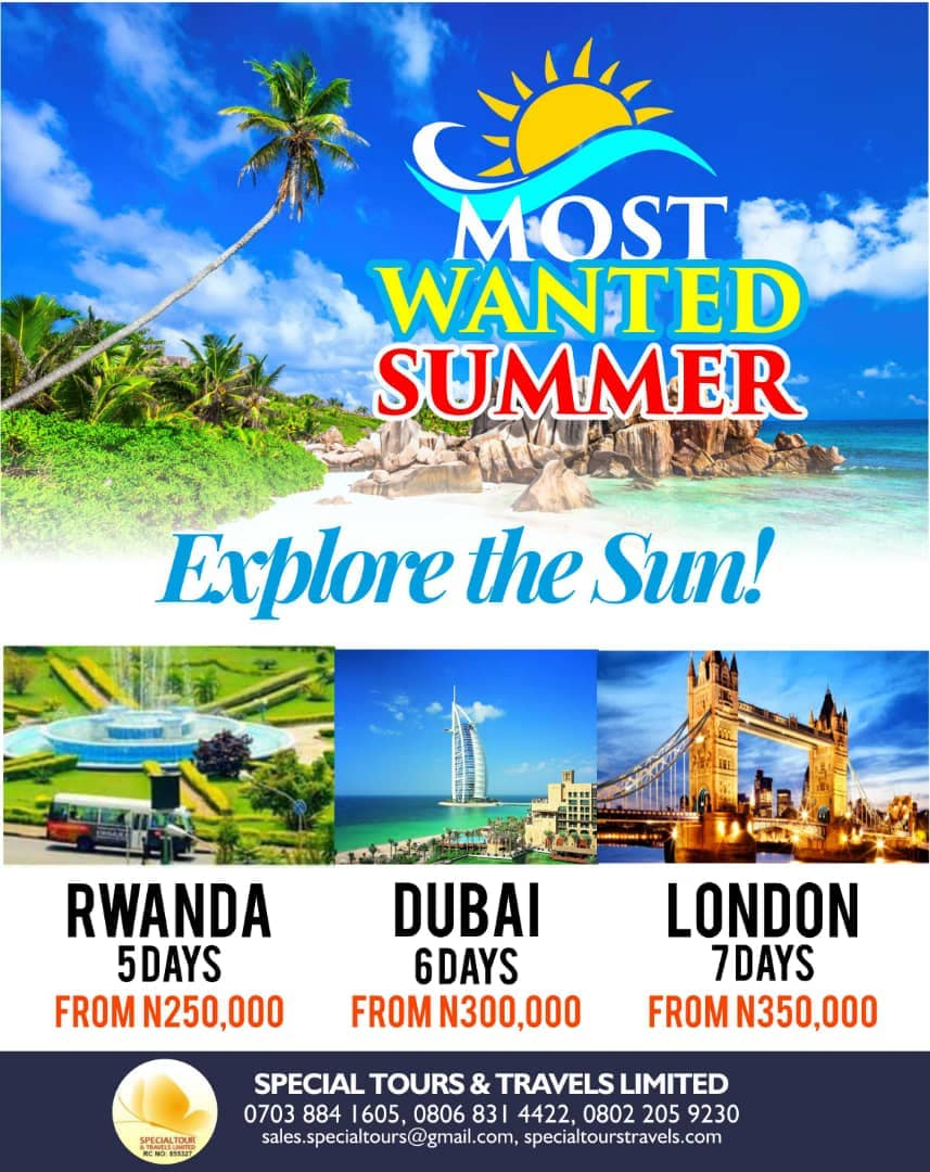 MOST WANTED SUMMER